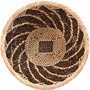African Basket - Munyumbwe Decorative Bowl -  9 Inches Across - #62539