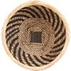 African Basket - Munyumbwe Decorative Bowl -  9.5 Inches Across - #62541
