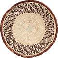 African Basket - Tonga - Zimbabwe Binga Basket - 15 Inches Across - #65280