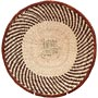 African Basket - Tonga - Zimbabwe Binga Basket - 11 Inches Across - #67647