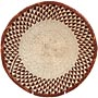 African Basket - Tonga - Zimbabwe Binga Basket - 11 Inches Across - #67650
