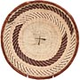African Basket - Tonga - Zimbabwe Binga Basket - 11.5 Inches Across - #68956