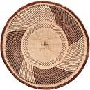 African Basket - Tonga - Zimbabwe Binga Basket - 20 Inches Across - #69408