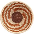 African Basket - Botswana -  12.25 Inches Across - #66491