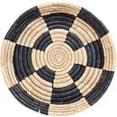African Basket - Malawi Tray - 12 Inches Across - #71192