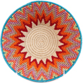 African Basket - Swaziland - Sisal Bowl -  6.25 Inches Across - #58915