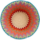African Basket - Swaziland - Sisal Bowl -  8.25 Inches Across - #61524