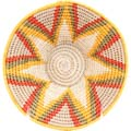 African Basket - Swaziland - Sisal Bowl -  6.25 Inches Across - #71585