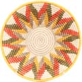 African Basket - Swaziland - Sisal Bowl -  6.25 Inches Across - #71587