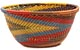 African Basket - Zulu Wire - Small Bowl #50529