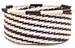 African Basket - Zulu Wire - Small Bowl with Straight Sides #50570
