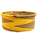 African Basket - Zulu Wire - Small Bowl with Straight Sides #73913