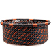 African Basket - Zulu Wire - Small Bowl with Straight Sides #73920